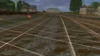 Trainz Classics 3. My first route