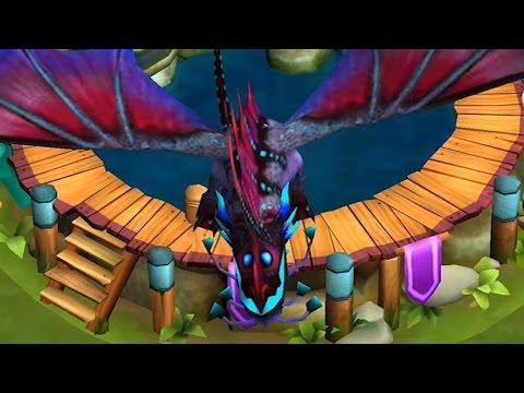 Игра Райс оф Берк, по мотивам Как приручить дракона.