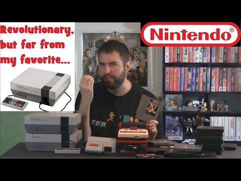 Third VideoGame Generation Recap  NES Famicom  Adam Koralik