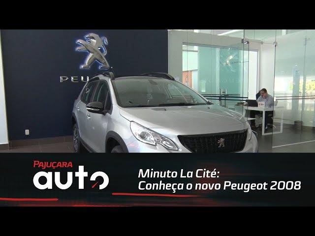 Minuto La Cité: Conheça o novo Peugeot 2008