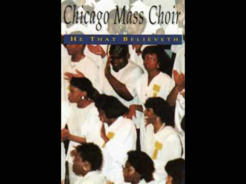 """God Has Been So Good To Me"" Chicago Mass Choir"
