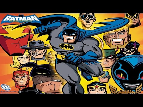 Batman Brave And The Bold Walkthrough Complete Game Movie