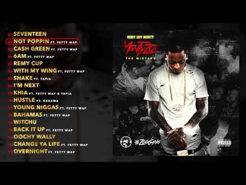 Monty - Not Poppin ft. Fetty Wap (Audio)