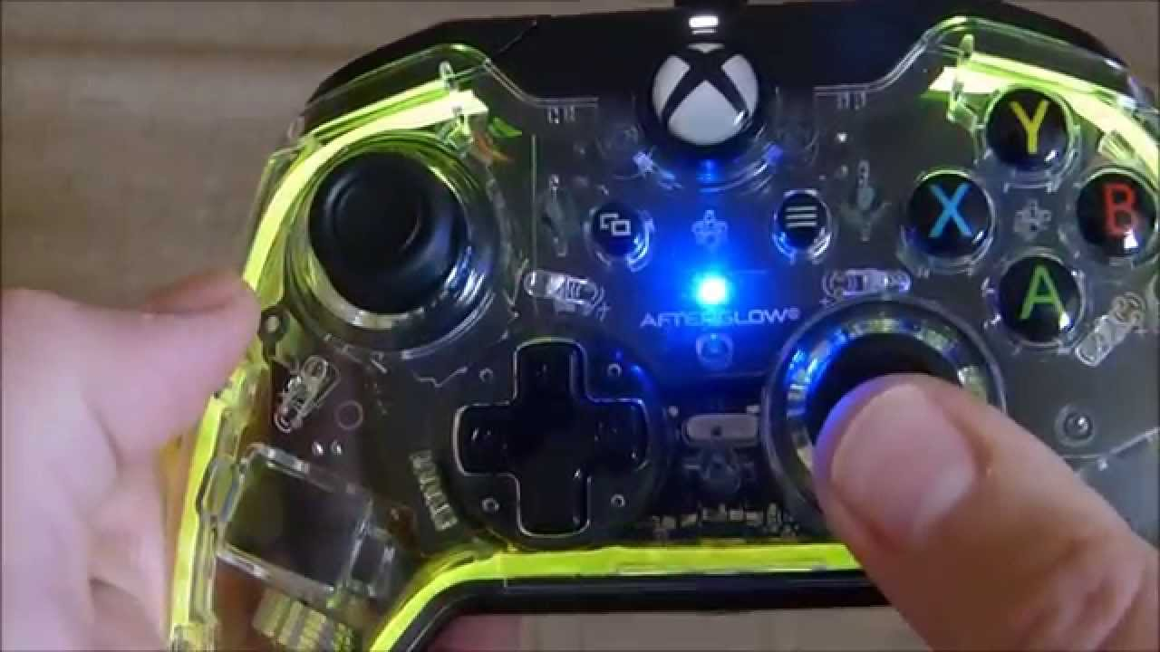 PDP Afterglow Prismatic Controller for Xbox One