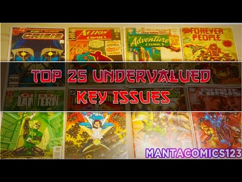 TOP 25 UNDERVALUED/ OVERLOOKED KEY ISSUES TAG VIDEO