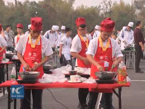Fried rice Guinness record annulled due to waste