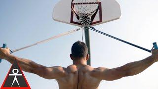 6 best suspension trainer muscle building exercises