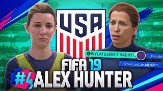 FIFA 19 | ALEX HUNTER #4 - MISTRZOSTWA ŚWIATA KOBIET! 🏆