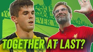 Can Christian Pulisic Replace Coutinho?