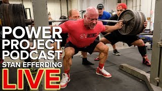 Mark Bell's Power Project EP. 38 Live with Stan Efferding