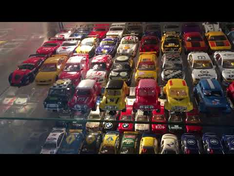 Scalextric / slot car collection
