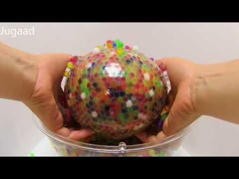 10000 Orbeez Balloon Bomb Experiment