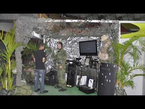 Expo Feria Criminalistíca 2017 desde el Poliedro de Caracas