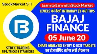 05 june share price targets Bajaj finance | bajaj finance share news | Bajaj Finance stock forecast