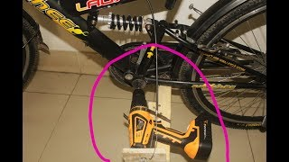 How to make electric bike -Very easy ways