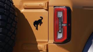 This is how you should order your 2021 Bronco if you want it this year