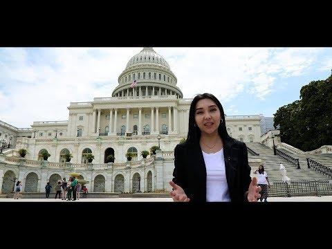 Креативная Америка /#1 серия специальных репортажей  / #НТС / #Кыргызстан