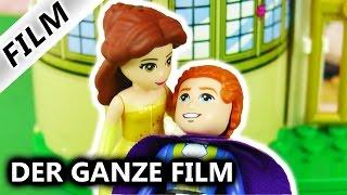 Lego Film Deutsch   DIE SCHÖNE UND DAS BIEST - DER GANZE FILM   Märchen Kinderserie
