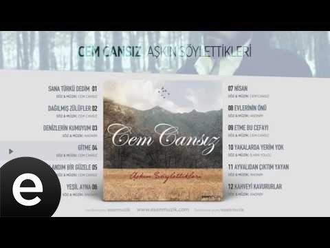 Gitme (Cem Cansız) Official Audio #gitme #cemcansız