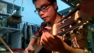 Gạt đi nước mắt guitar cover