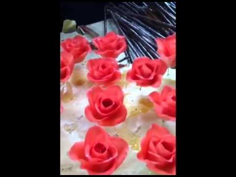 24karat Gold Dipped Roses