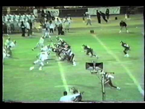 South Gate Rams 1989 Season Highlights (Part 9: At Fremont)