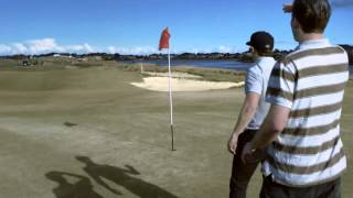 The most amazing golf shot you will ever see