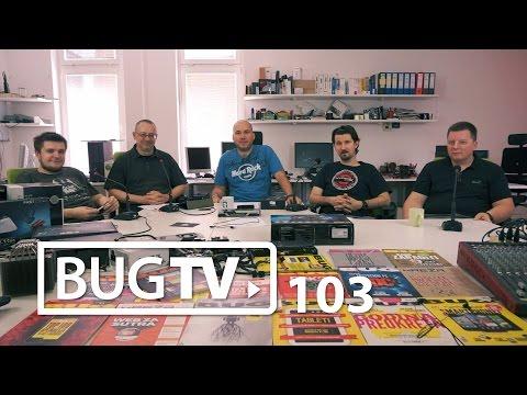 BugTV 103: Talk show #4