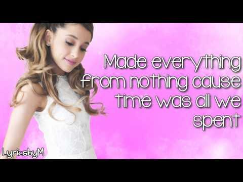 Ariana Grande - Cadillac Song [Lyrics]