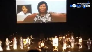 [Vietsub] Yong Hwa Fanmeeting in Japan - Messages from Mother and Manager Bruce {BOICE Team}