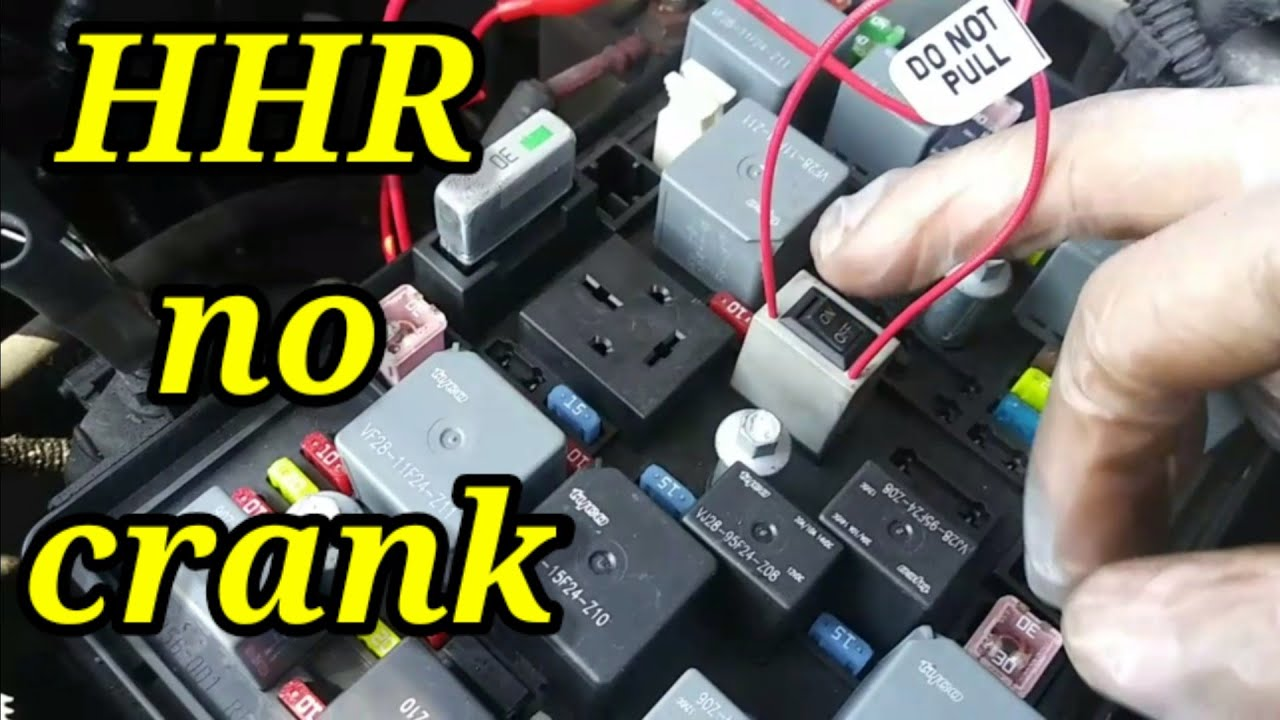 Cabin Spare Fuse Box Layout Chevy Hhr Network