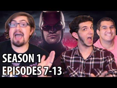 Catholics Review Daredevil Season 1 Episodes 7-13