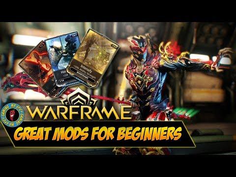 Easy Ways For Beginners To Farm Mods - Warframe Tips & Tricks
