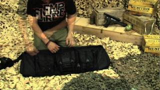 Empire Battle Tested Paintball - Machine Gun Case 2010