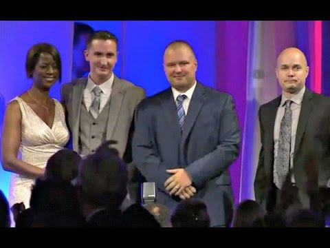 Officers Accused Of Killing Freddie Gray Honored At Right Wing Event
