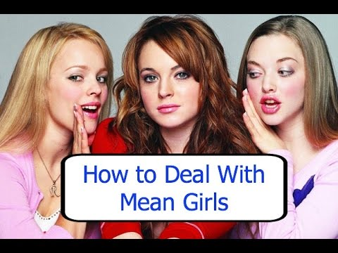 Ask Shallon: How To Deal With Mean Girls Who Are Picking On You
