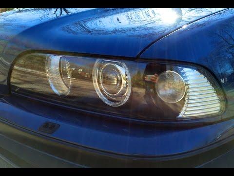 BMW E39 Halogen to Xenon Conversion, Part I, Information