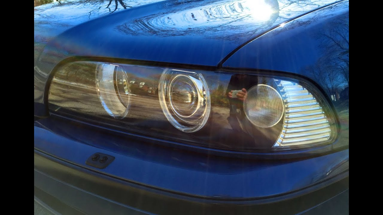 Bmw Xenon Headlight Conversion Hid Conversion Kit Bmw 325i