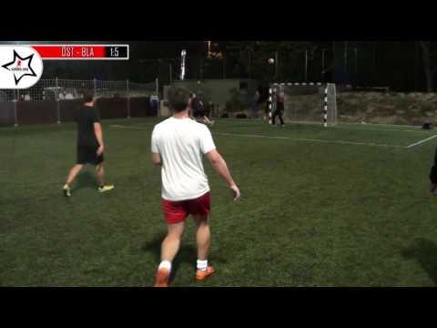 """Blanco - Öster  8:2  """"Bikás Sport Pub Live Soccer League""""-5.forduló - Hétfő"""