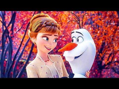 Frozen 2 Anna Olaf Clip Youtube