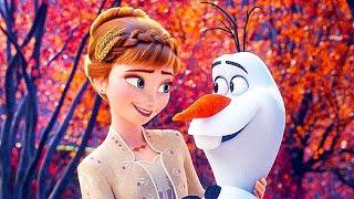 """FROZEN 2 """"Anna & Olaf"""" Clip"""