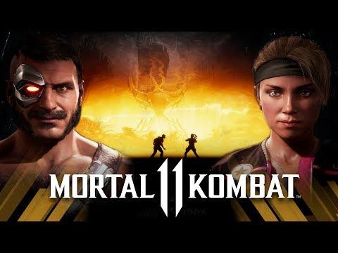 Mortal Kombat 11 - Kano Vs Sonya (VERY HARD)