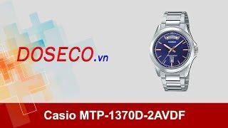 [Góc Review nhanh] #578: Đồng hồ Casio MTP-1370D-2AVDF
