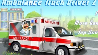 Ambulance Truck Driver 2 - Game Show