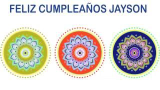 Jayson   Indian Designs - Happy Birthday