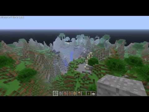 Minecraft Mod Compare: Cubic Chunks Vs Dynamic Heights part 3