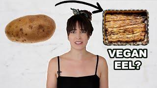 I Made Vegan Unagi (Eel) Out Of Potato