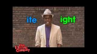 Danny's '-ite' & '-ight' - Prankster Cam (The Electric Company)