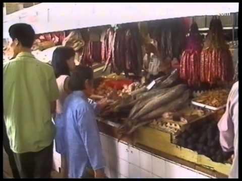 Shenzhen, Market and small Terrakotta Army, 1994 - China Travel Channel
