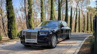 Най-добрата кола в света: тестваме Rolls-Royce Phantom VIII